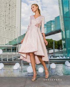 Vestidos de Fiesta, Vestidos de madrina, Vestidos para boda, Vestidos de Coctel 2018. Colección Primavera Verano Completa 2018 Avant Garde. Sonia Peña - Ref. 1180273