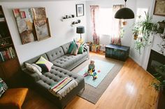 Julie & Adam's Family Home in the Canadian Rockies — House Call