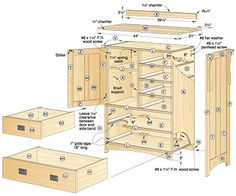 63 Best Dresser Plans Images Diy Ideas For Home Furniture