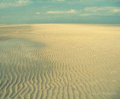 Spiekeroog, North Sea ... silence