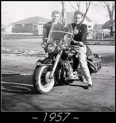 Teenage Bob Dylan, 1957