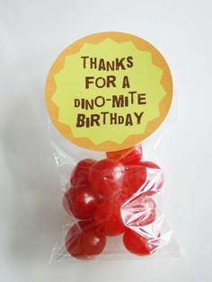 Rawr Means Happy Birthday in Dinosaur | CatchMyParty.com