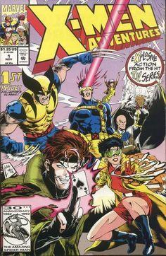 X-men-adventures-1 - X-Men (TV series) - Wikipedia, the free encyclopedia