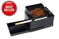 Die Powermatic 2 plus st eine elektrische Zigaretten Stopfmaschine und funktioniert das Original nicht zu vergleichen mit den Billig Kopien anderer Hersteller. Jetzt zum Sonderpreis in unserem Shop.