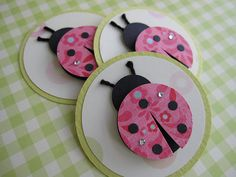 Sweet lady bugs by vsroses.com, via Flickr