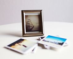 Cannot believe we found a mini~frame for our mini~square!
