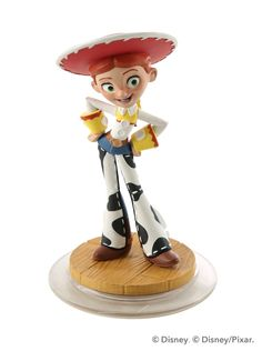 Disney Infinity 1.0 - Disney•Pixar Jessie Figure
