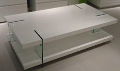 Modern Coffee Table White