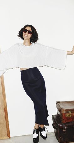 #ZARAPICTURES Yasmin Sewell