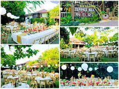 Dindo and Chona's Wedding @ Tagaytay Wedding Cafe - April 24, 2016