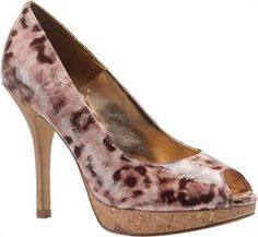 Women's Isola Notte - Pink Champagne Leopard Print