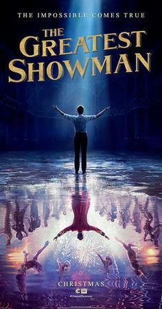 Directed by Michael Gracey. With Zendaya, Rebecca Ferguson, Hugh Jackman, Zac Efron. Inspired by the imagination of P.T. Barnum, The Greatest Showman is an original musical that celebrates the birth of show business and tells of a visionary who rose from nothing to create a spectacle that became a worldwide sensation.