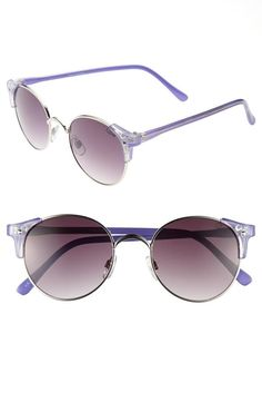 Retro Purple Shades.