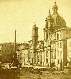 ROMA Sparita - Piazza nAVOA 1857