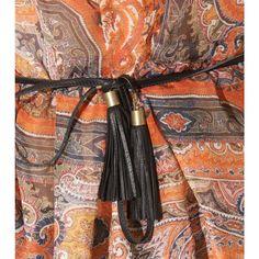 mytheresa.com - Isabel Marant - TUNIKABLUSE SHAYNE AUS SEIDE - Luxury Fashion for Women / Designer clothing, shoes, bags