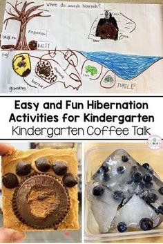 Easy Hibernation Activities
