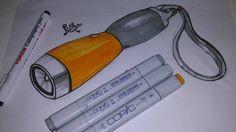 Flashlight Sketch