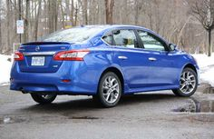 2013 Nissan Sentra –My new car, I bought it in BLACK