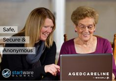 Whispli AgedCareLine offers a sasy online reporting tool for senior people to report Abuse or unethical behaviour, safe, secure and anonymous