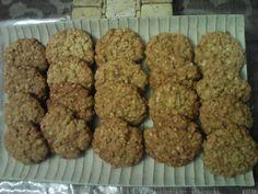Crunchies/Oats cookies