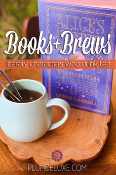 Celebrate tea and books with this fun round-up of our favorite literary characters who are also tea drinkers! Afternoon Tea Recipes, Iced Tea Recipes, Tea Party Theme, Party Themes, Literary Characters, Tea Quotes, Tea And Books, Tea Gifts, Tea Sandwiches