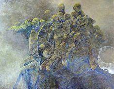 DmochowskiGallery.net - galeria - Sala 13. Obrazy. Lata 1995-2005 - N2