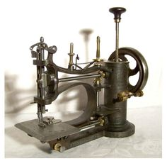Nähmaschine Sewing Machine Macchina Da Cucire Machine À COUDRE Avrial Legat 1877   eBay