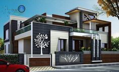 Architecture Discover Ideas For Wall Architecture Exterior Building Dreams House Wall Design House Front Design House Design Photos Cool House Designs Modern House Design Architecture Design Modern Architecture House Kerala House Design House Elevation House Wall Design, Bungalow Haus Design, House Outside Design, Duplex House Design, House Design Photos, House Front Design, Cool House Designs, Modern House Design, Architecture Design