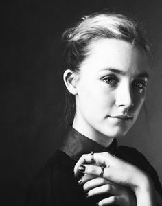 An angel of brilliance. Saoirse Ronan