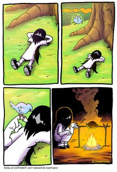 Erma :: Erma- Twitter | Tapastic Comics - image 1 bad #erma ,  good #comic