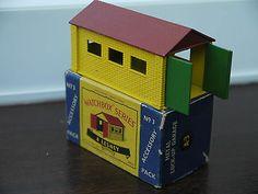 MATCHBOX LESNEY A3 GARAGE - http://www.matchbox-lesney.com/?p=13014
