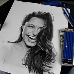 https://taginstant.com/instagram/kad%C4%B1n   #the  #woman  #amazing #black  #pencil  #charming  #passion  #art  #picture #angelina #jolie