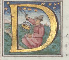 Les premieres Œuvres de Jacques Devaulx , pillote en la marine, 1583 - BNF, Département des manuscrits, Français 150