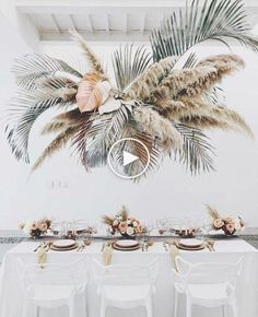 Modern wedding inspiration by wedoido // wedding table, wedding flowers, white w. - Modern wedding inspiration by wedoido // wedding table, wedding flowers, white wedding // - Wedding Ceremony Ideas, Wedding Scene, Wedding Trends, Wedding Designs, Wedding Church, Table Wedding, Wedding Bride, Party Wedding, Wedding Hacks