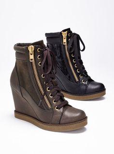 Fife Wedge Sneaker - Report® - Victoria's Secret
