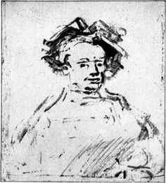 Self-portrait - Rembrandt - Completion Date: 1659