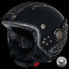 Casque de Moto New Rock (HELMET003-S1)
