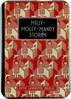 Vintage Children's Book Milly-Molly-Mandy Stories.