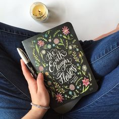 This is a beautiful journal.