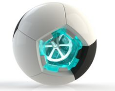 Pretty cool - Soccket is a soccer ball that, after 30 minutes of play will power an LED light for 3 hours.