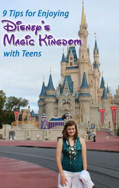 Visiting the Magic Kingdom at Walt Disney World with a teenager? Avoid the teen angst and have a fun family vacation with these important tips.