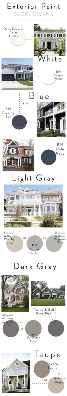 Best Of Off White Exterior House Color
