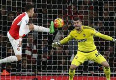 Arsenal vs Southampton Highlights   Premier League February 2, 2016