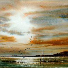 Marsh Flight - Keith Nash