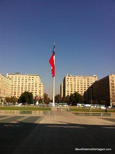Praça da Cidadania – Av. Libertador Bernardo O'Higgins