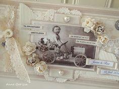 Bryllupskort Pion Design  Anne Gro Lia