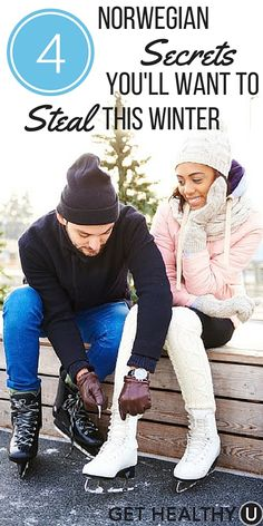 """Norwegians have a word—koselig—that doesn't directly translate to English. It connotes """"a sense of coziness"""". Winter is a time of koselig—a time to gather with loved ones, pour a cup of hot cocoa, and embrace the comfort and joy of the season. Here's how you can jump on the Norwegian joy train and start embracing winter this year!"""