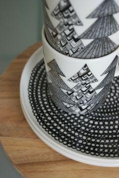 Gifts for myself Marimekko, Kitchen Stuff, Zentangle, Artworks, About Me Blog, Doodles, Wine, Tableware, Gifts