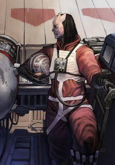 Submission 3 Design Element: Personal Interest source: http://www.deviantart.com/art/Star-Wars-Pilot-97811935
