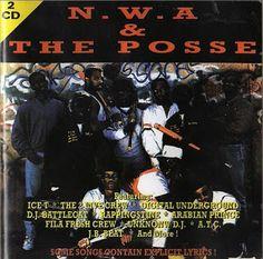 Hip-Hop HQ: V.A. - N.W.A & The Posse (2xCD) [1995]